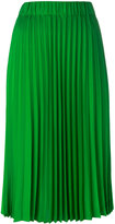 P.A.R.O.S.H. mid-length pleated skirt - women - Polyester - S