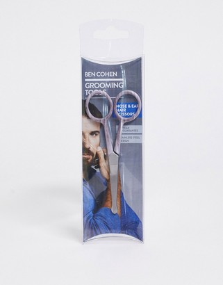 Elegant Touch Ben Cohen Grooming Tools - Nose & Ear Hair Scissors