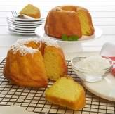 Tortuga 16 oz. Coconut Rum Cake and 16 oz. Golden Rum Cake
