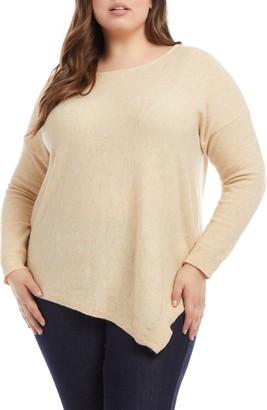 Karen Kane Asymmetrical Sweater