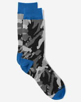 Eddie Bauer Men's Crew Socks - Camo