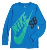 Nike 'SB Logo' Graphic T-Shirt (Big Boys)