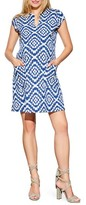 Maternal America Women's Shift Maternity Dress