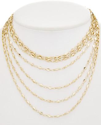 Rachel Reinhardt 14K Plated Necklace