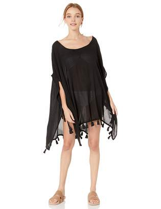 Roxy Women's Make Your Soul Poncho Cover Up