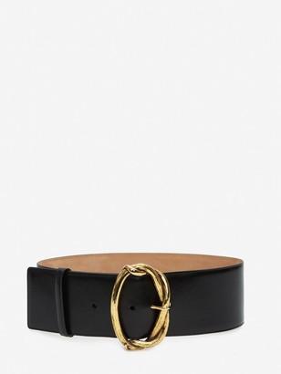 Alexander McQueen Wire Belt