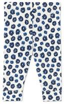 Petit Bateau Baby girls printed leggings