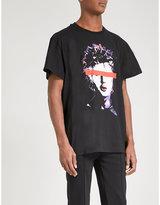 Neil Barrett Nick Cave-print Cotton-jersey T-shirt