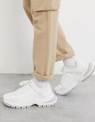 Asos DESIGN sneakers with chunky sole