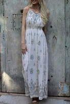 Angie Empire Waist Maxi Dress