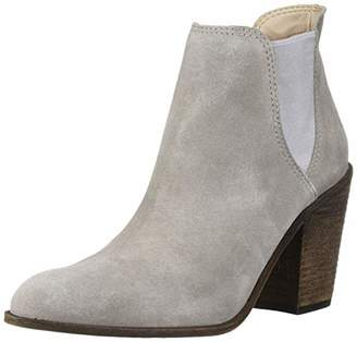 Kaanas Women's Verdello Elastic Stack Heel Ankle Bootie Boot