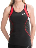 TYR Competitor Tank Top - UPF 50+, Built-In Bra (For Women)