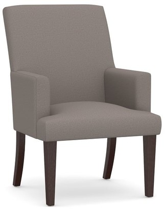 Pottery Barn PB Comfort Square Upholstered Dining Chair & Armchair