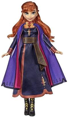 Frozen 2 Singing Doll Anna