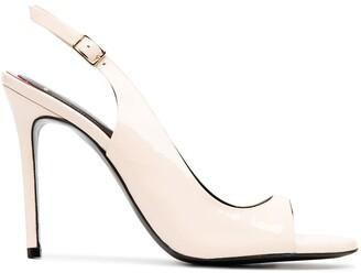Maison Ernest Open-Toe Slingback Sandals