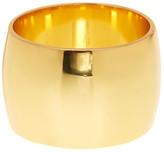 Argentovivo Large Band Ring - Size 8