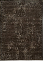 "Kenneth Mink Spectrum Mod Heriz Grey 7'10"" x 10'10"" Area Rug"