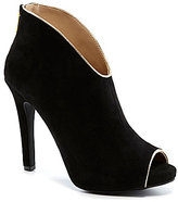 Jessica Simpson Abbear Peep-Toe Booties