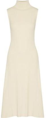Casasola Ribbed Stretch-knit Midi Dress