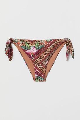 H&M Brazilian Bikini Bottoms - Orange