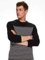 Scotch & Soda Structured Cotton Sweater