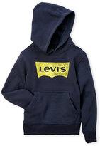 Levi's Boys 8-20) Graphic Logo Fleece Hoodie