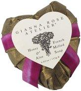 Gianna Rose Atelier Champagne Tissue Heart Soap - Citrus