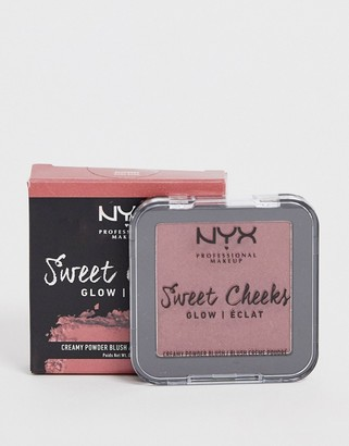 NYX Powder Blusher Blush Glow - Bang Bang