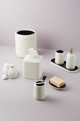Anthropologie Fillmore Bath Collection By in White Size DISPENSER