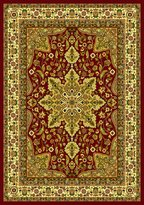 Dynamix Home Royalty 8083-200 3-Feet 7-Inch by 5-Feet 2-Inch Traditional Area Rug
