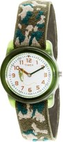 Timex Boy's Kids T78141 Cloth Quartz Fashion Watch