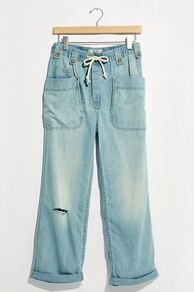 We The Free Rockwell Slouchy Jeans