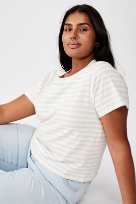 Cotton On Curve The One Baby Tee