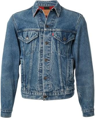 Levi's 1980s Levis 70411 denim jacket