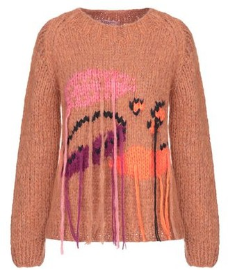 Rose' A Pois Sweater