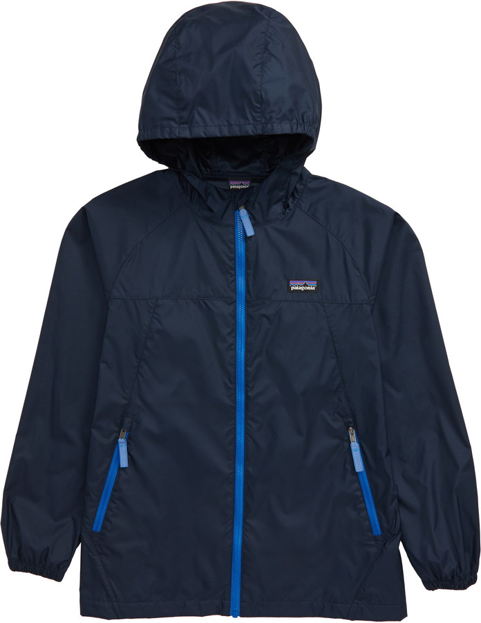 Patagonia Light & Variable(TM) Wind & Water Resistant Hooded Jacket