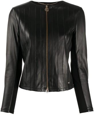 Liu Jo leather jacket
