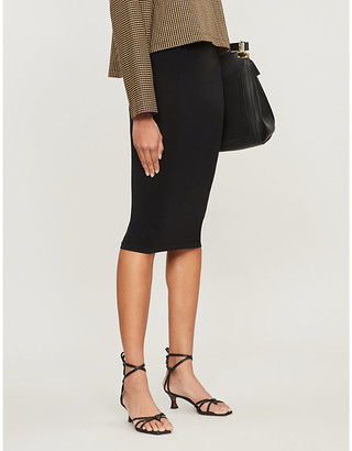 Wolford Fatal stretch-jersey skirt