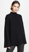 Milana Turtleneck Cashmere Sweater