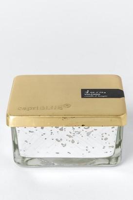 Capri Blue Volcano Mercury Candle Jewel Box - Silver