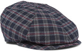 Lock & Co Hatters - Checked Cotton Flat Cap