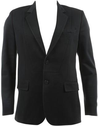 Givenchy Navy Cotton Jackets
