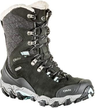 Kathmandu OBOZ Womens Bridger 9 inch B-DRY Insulated Boots