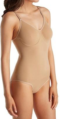 Body Wrap Women's Underwire Soft Cup Bodysuit Shapewear