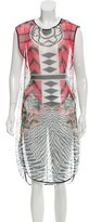 Clover Canyon Printed Cover-Up Dress