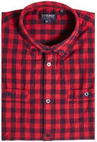 Woolrich Printed Cotton Shirt