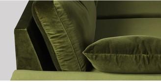 Swoon Tulum Fabric 3Seater Sofa
