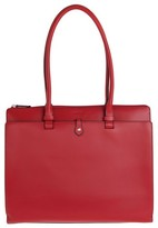 Lodis 'Audrey Collection - Jessica' Leather Tote - Red