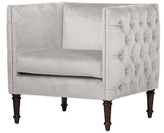 Skyline Furniture Button Tufted Armchair