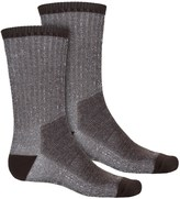 Timberland Hiking Socks - 2-Pack, Crew (For Men)